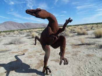 Borrego Sculptures
